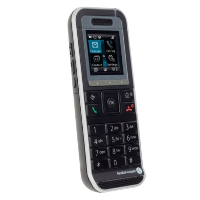 alcatel lucent 8232 DECT electronic telecommunication guadeloupe